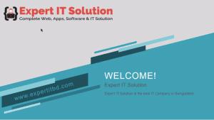 Expert Service | Expert IT Solution