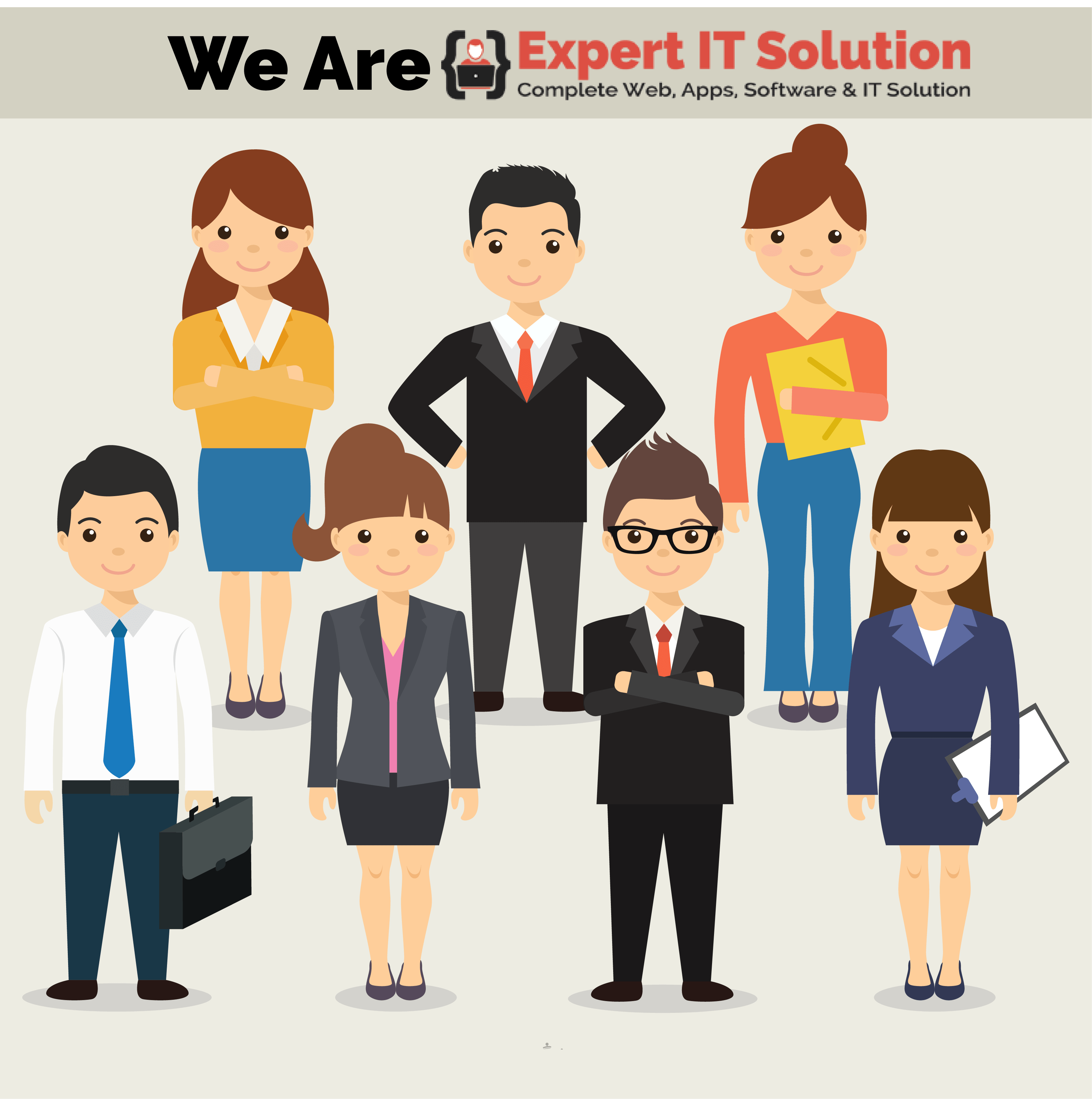 Expert Development Team Expert IT Solution About Us