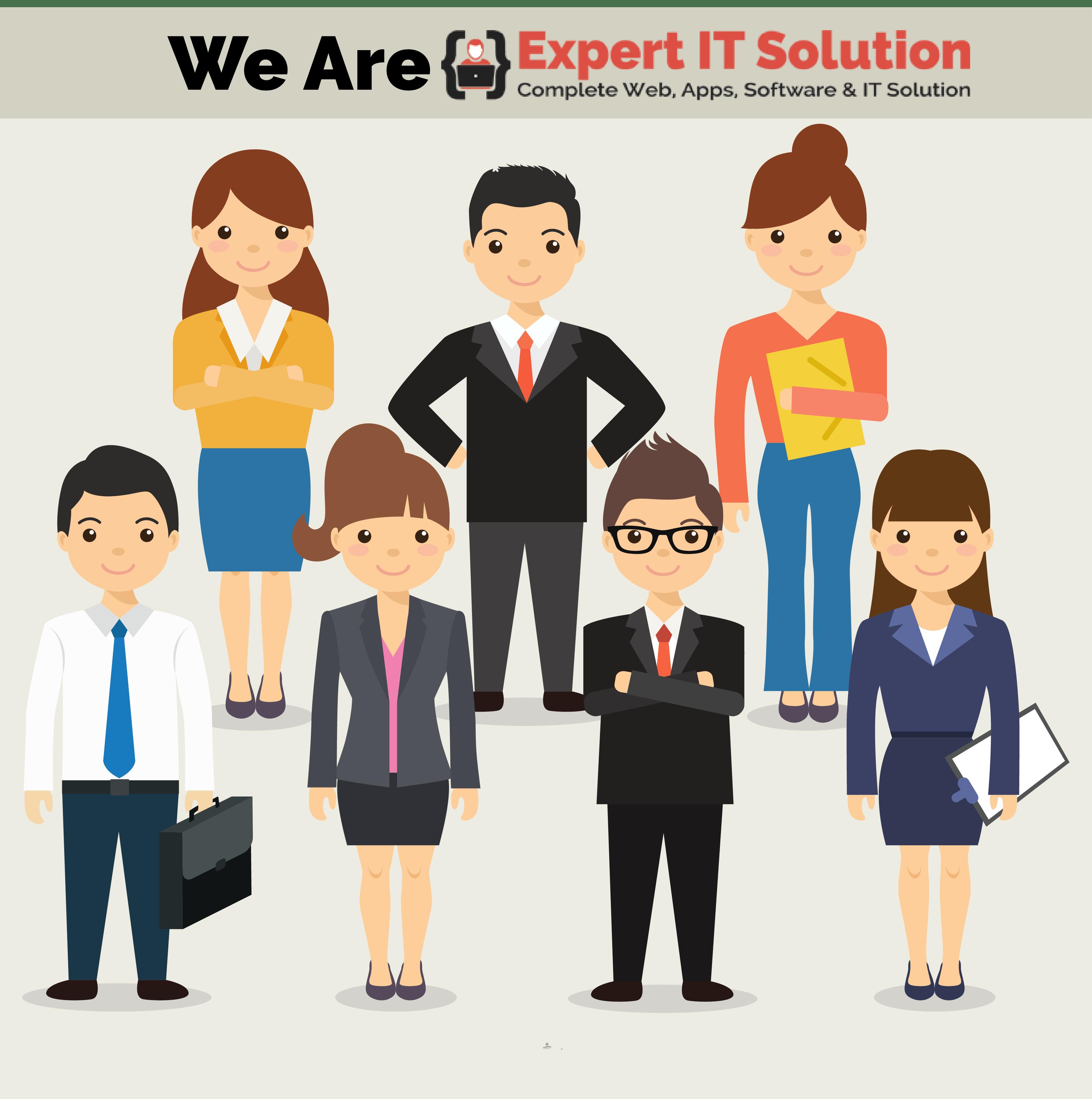 Expert Development Team Expert IT Solution About Us